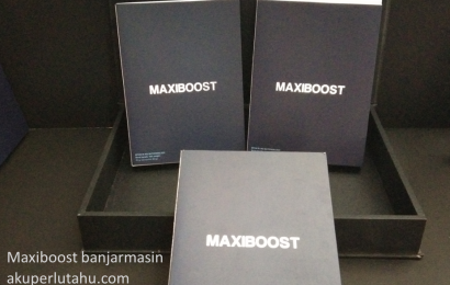 Maxiboost Wilayah Kalimantan Selatan, 0813-1868-1277